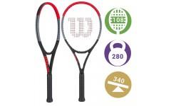 Теннисная ракетка Wilson Clash 108