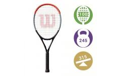 Детская теннисная ракетка Wilson Clash 26 Junior