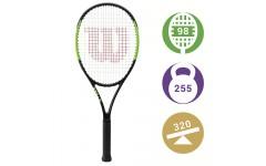Детская теннисная ракетка Wilson Blade 26 2017