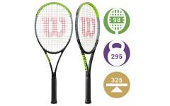 Теннисная ракетка Wilson Blade 98S Version 7.0