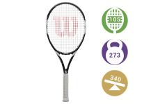 Теннисная ракетка Wilson Federer Team 105