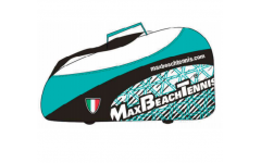 BAG ITALIA. Средняя сумка для пляжного тенниса
