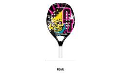 TEAM FEAR. Любительская ракетка для пляжного тенниса
