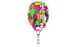 X-FURIOUS. Профессиональная ракетка для пляжного тенниса.