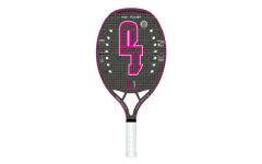 F1 FUXIA. Профессиональная ракетка для пляжного тенниса.