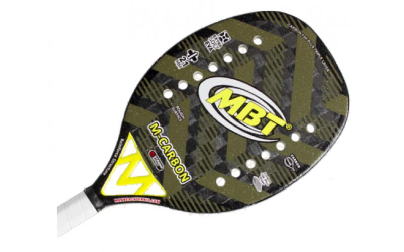 M-CARBON. Профессиональная ракетка для пляжного тенниса