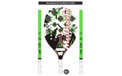 X-LOVE. Профессиональная ракетка для пляжного тенниса. Beach Tennis Pro Racket