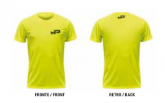 T-SHIRT TRAINING FLUO