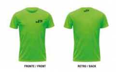 T-SHIRT TRAINING GREEN