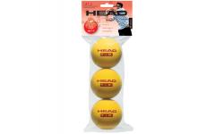 HEAD TIP 3B red - foam ball 4DZ