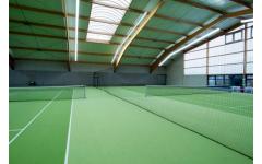 Разделительная сетка 40х3м зеленая