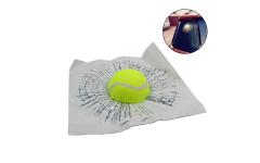 3D наклейка Tennis ball