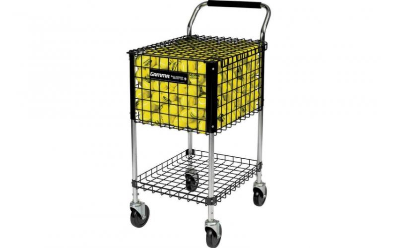 GAMMA Ballhopper Brute Teaching Cart<br />325 мячей - Корзины для теннисных мячей Gamma (Гамма) - купить
