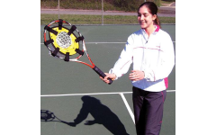 Easy Catch Racquet