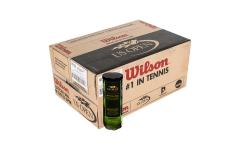 WILSON US OPEN<br />18 банок в коробке<br />4 мяча в пластиковой банке<br />72 мяча в коробке