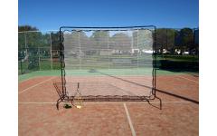 Теннисная стенка сетка Har-Tru