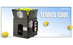 Tennis Cube w/oscillator - теннисная пушка