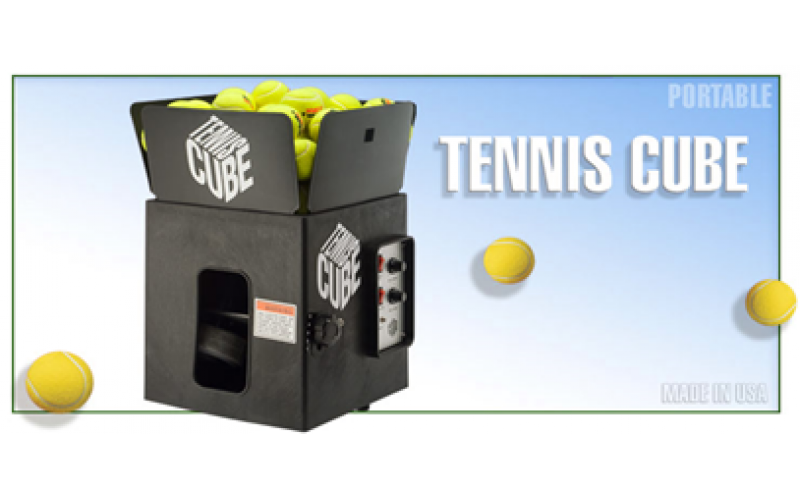 Tennis Cube Basic - теннисная пушка
