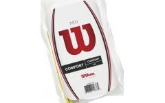 Намотки на теннисную ракетку Овергрип Wilson Pro Overgrip White